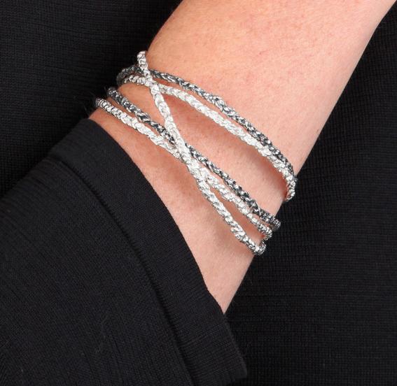 fijn gehaakte armbanden | mieke de been • sieraden